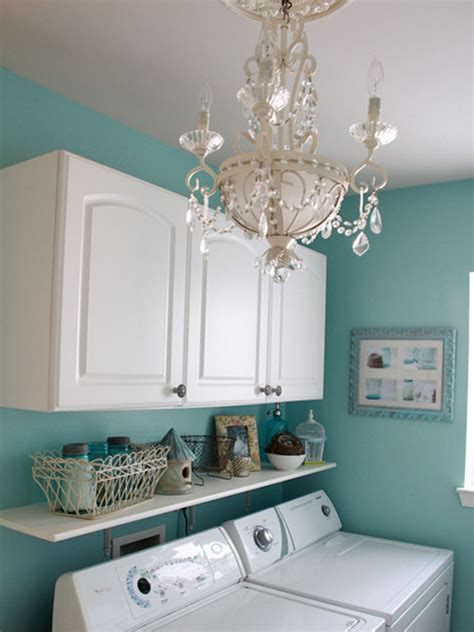 Decorated Laundry Rooms Laundry Room Ideas Budget Friendly And Easy To Do