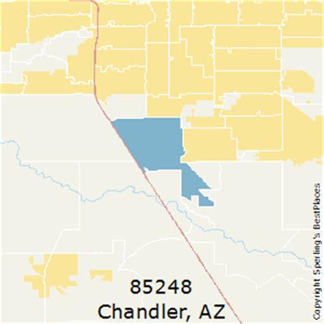 zip code map chandler az best places to live in chandler zip 85248 arizona