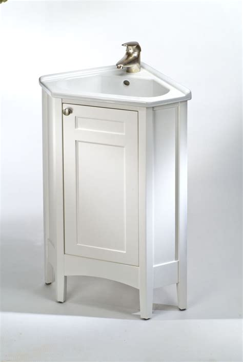 White Corner Bathroom Vanity The 25 Best Ideas About Corner Sink Bathroom On Pinterest Tiny Bathrooms Small Corner
