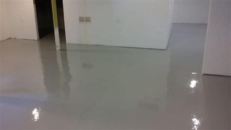 Basement Epoxy Floor Coating   Philadelphia Epoxy
