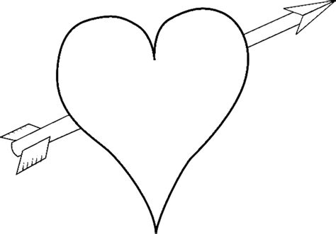 free hearts and stars coloring pages