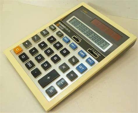 Kalkulator Casio Seri Financial casio ds 2b casio pocket computers calculators