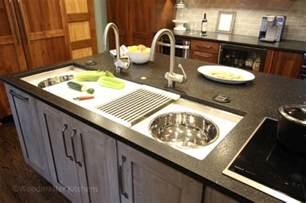 impressive two sinks in kitchen kitchen sinks