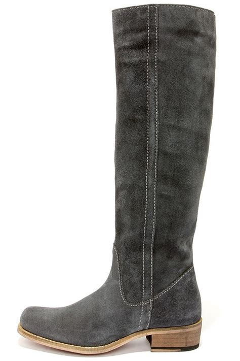grey boots suede boots boots 179 00