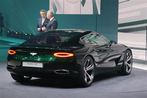 bentley exp 10 we hear bentley to name new two seat sports car barnato