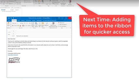 how to create an outlook template how to create an email template in outlook