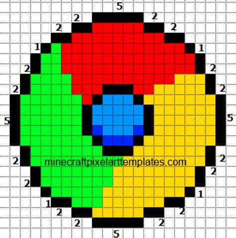hard pixel art templates image mag