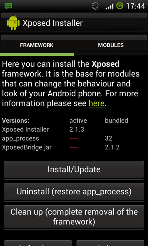 xposed installer apk how to change app s display dpi and ui without paranoid android techno faq
