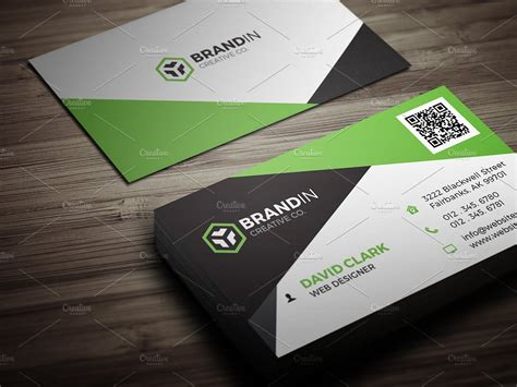 business card template for modern business card template business card templates