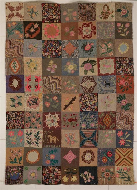 antique rug hooking patterns 763 best images about 2 antique hooked rugs on hooked rugs wool and pennsylvania