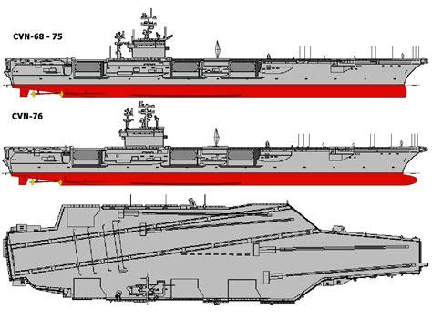 aircraft carrier floor plan cvn 68 nimitz class schematics