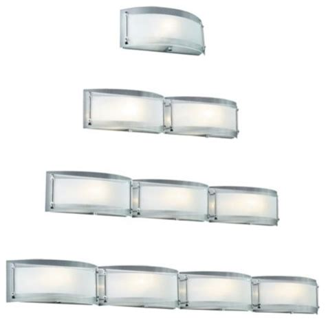 Light Bar For Bathroom Millennium Bath Bar By Plc Lighting Contemporary Bathroom Vanity Lighting By Lumens
