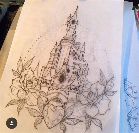 disney princess tattoos designs best 25 disney castle ideas on disney