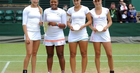 Pin By Bouchard Townsend On - doubles chions eugenie bouchard and