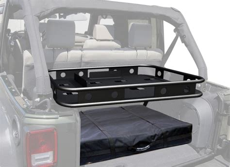 Rear Cargo Rack For Jeep Wrangler Rear Cargo Rack For Jeep Wrangler