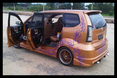 Best Aksesoris Interior Mobil Knob Ac Untuk Honda Freed 135 modifikasi mobil xenia curan otomotif