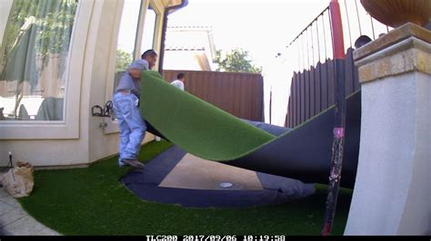 synthetic greenscapes backyard putting green youtube