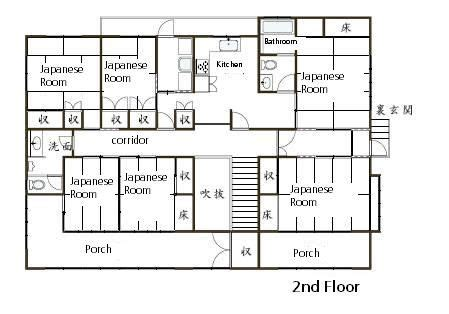 traditional japanese home floor plan traditional japanese house floor plan google search