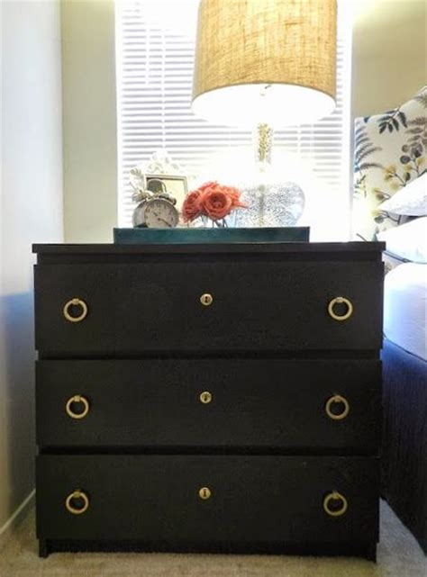 Malm Dresser Ideas by Ikea Hack Malm Dresser Make Diy And Paint Black Or Grey Craft Ideas