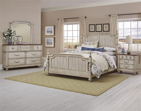 Bassett Furniture Bedroom Sets by Vaughan Bassett Arrendelle King Bedroom Dunk