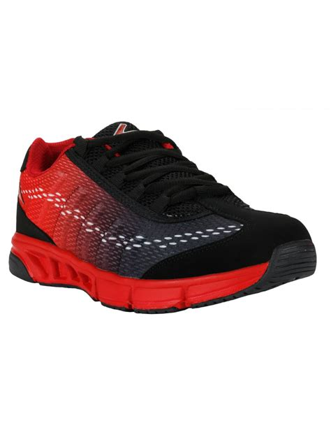 athletic shoe brand crossword vostro black sports shoes for vss0173