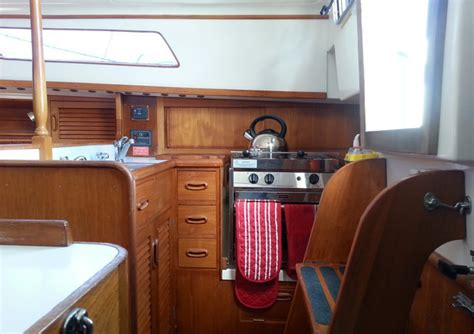 sailing boat hire new zealand galley sensation bareboat sailing yacht boat charters