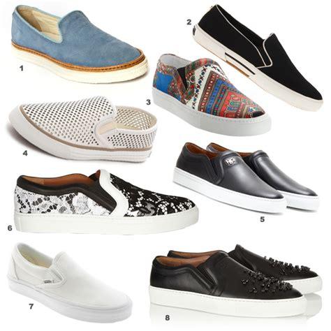 sneakers on slip on sneakers haute inhabit