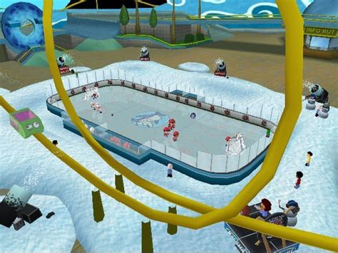 backyard hockey 2005 backyard hockey 2005 screenshots hooked gamers