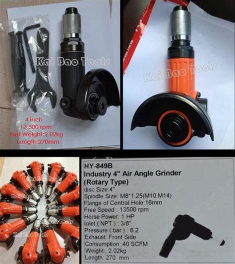 Mini Die Grinder Mini Grinder Orange 4in air angle grinder fuji fa 4c 1 fa 4ch 1 type pneumatic