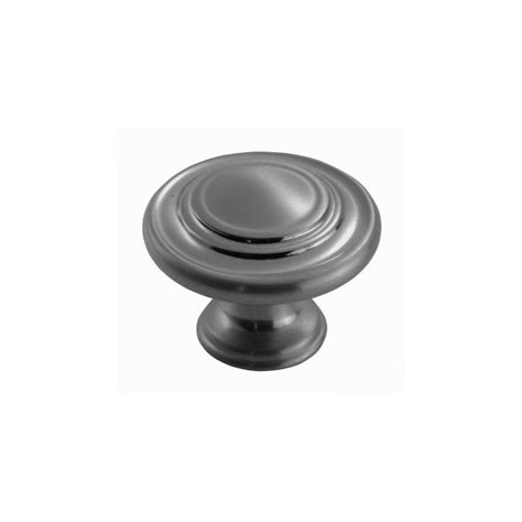 Pewter Knobs And Handles by Traditional Ftd515pt Pewter Effect 34mm Cupboard Knob