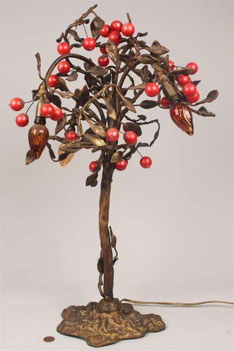 cherry tree auctions lot 331 bronze figural cherry tree l