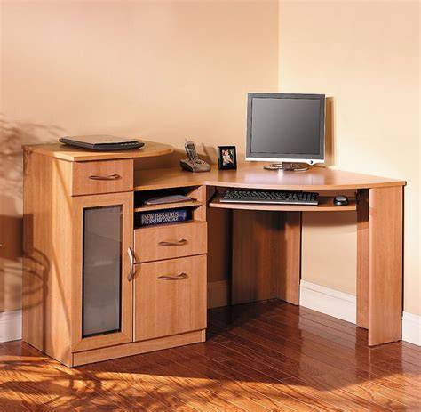 cherry corner computer desk best 25 corner computer desks ideas on white