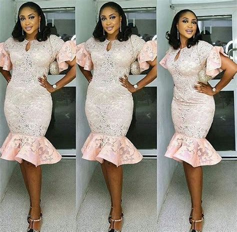 latest lace styles 2017 for owambe guests to blast 40 lace styles for wedding 2018 what to wear on your