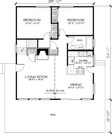 320 square feet contemporary style house plan 3 beds 1 baths 1628 sq ft