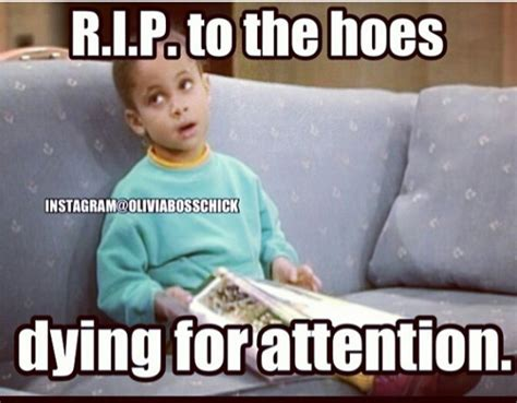 Funny Hoe Memes - instagram quotes for hoes quotesgram