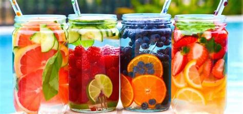 cara membuat infused water dan khasiatnya infused water minuman sehat kekinian dyno blogsite