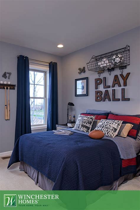 blue curtains for boys bedroom 25 best ideas about boy sports bedroom on pinterest
