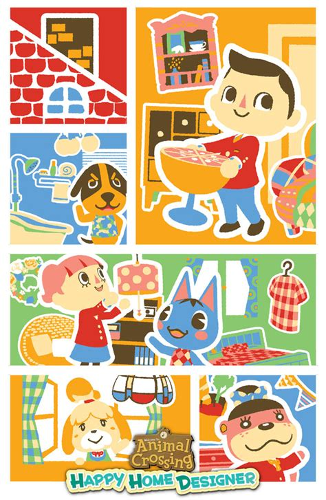 animal crossing happy home design animal crossing happy home designer pre orders from