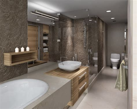 latest contemporary bathrooms design ideas  wow style