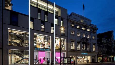 Google Dublin Office primark oxford street tottenham court road shopping