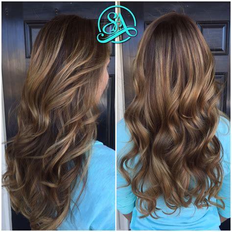 hair and makeup greenville sc chocolate blonde balayage greenville hair salon fusion