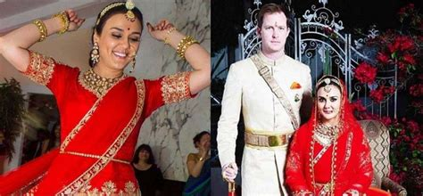 Pretty Wedding Photos by The Wedding Pictures Of Preity Zinta And Gene Goodenough