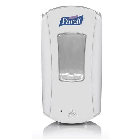 purell   automatic white purell dispenser  hand care  nexon hygiene uk