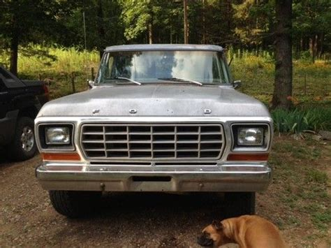 1979 ford f150 4x4 short bed for sale find used 1979 ford f150 ranger short bed 4x4 short box