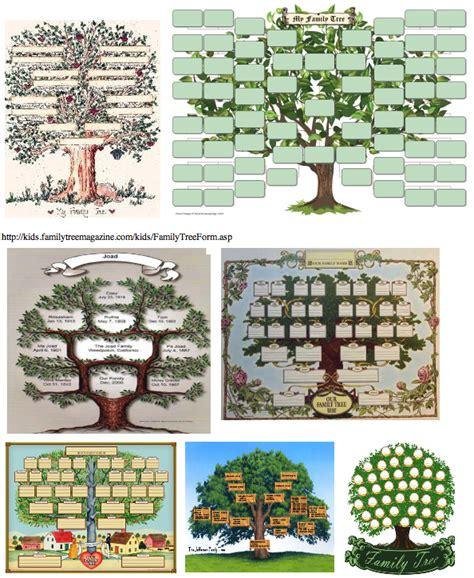 obituarieshelp org free printable blank family tree html beautiful shops blog april 2011