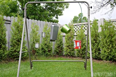 swing set alternatives 8 inspiring diy outdoor play spaces every little adventure