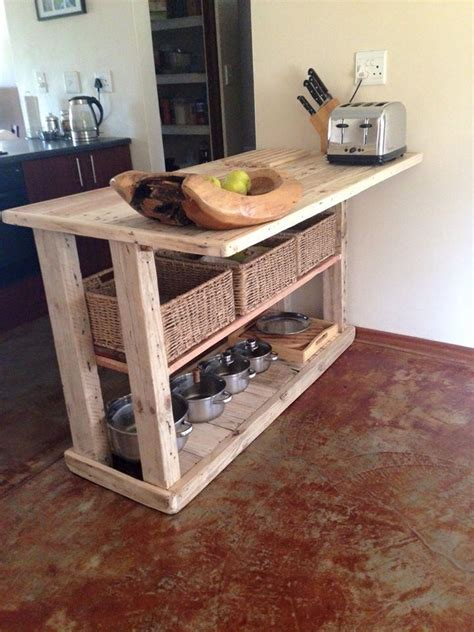 pallet kitchen island pallet furniture