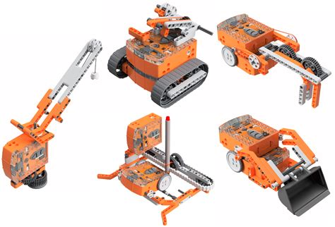Robot Challenge Win 5000 For Your Robot Invention by Edison Robots Work With Lego Bricks Affordable