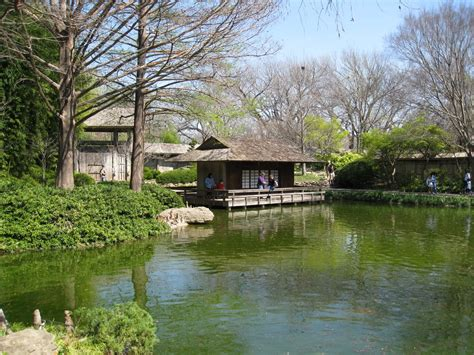 Japanese Botanical Gardens Fort Worth Panoramio Photo Of Japanese Garden Fort Worth Botanical Gardens