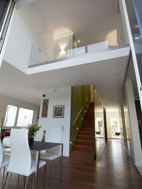 Haus Mit Galerie by Haus T In M 252 Nchen Neubau Treppe Und Hausbau